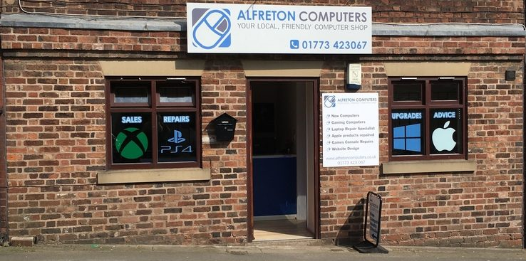 Alfreton Computers – PC, Laptop, Phone and Games Console Repair